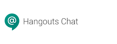 Google chat integration