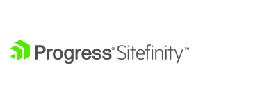 Sitefinity integration