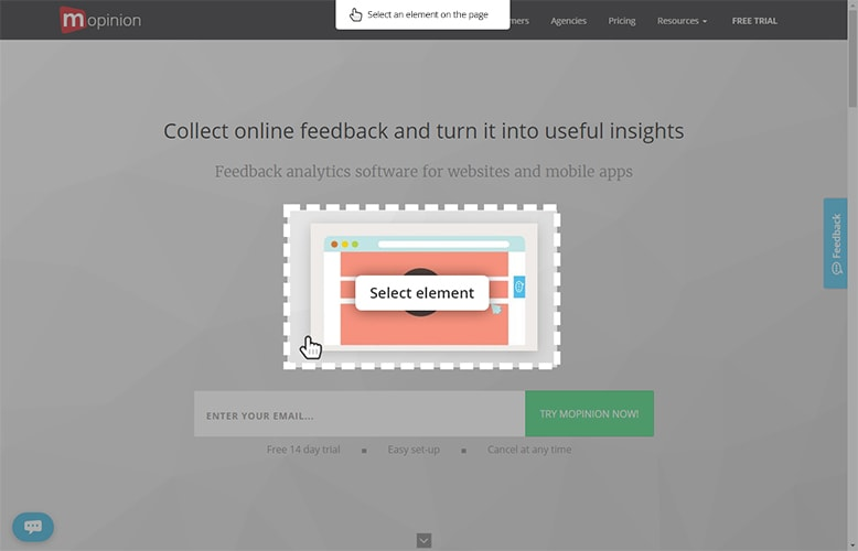 Mopinion: How to build the best online feedback forms - Build