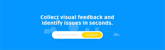 mopin.io: 31 Website Feedback Tools: Visual Feedback