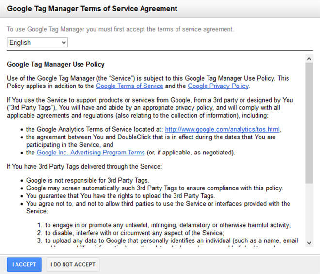 Installation Mopinion Via Google Tag Manager Mopinion