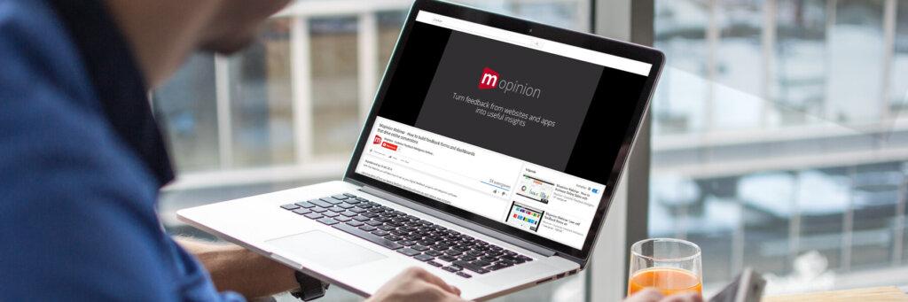 Mopinion Webinar