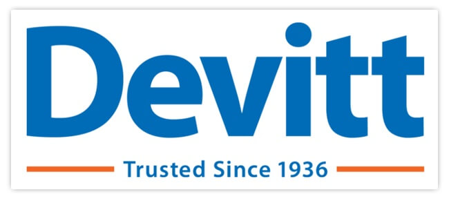 Mopinion: Customer Success Story – Devitt Insurance: Optimising the customer journey  - Devitt Logo