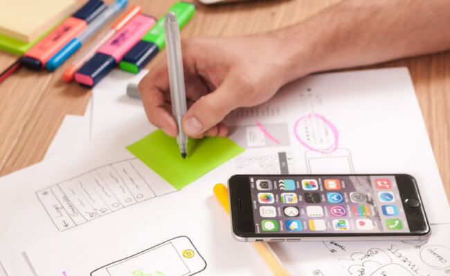 Mopinion: What makes a good user experience for mobile apps? - Interface design