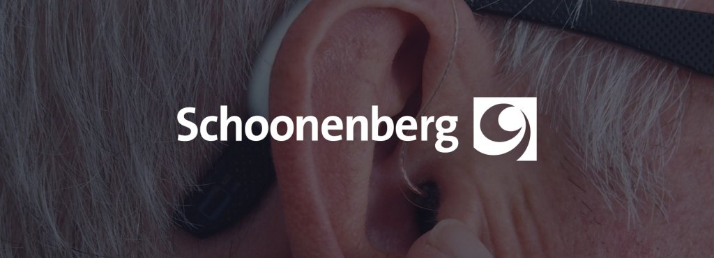 Schoonenberg: Hearing specialist focused on the Voice of the Customer