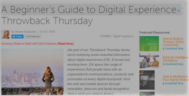 Mopinion: Top 10 Best Guides for Digital Customer Experience Experts - Beginner's Guide