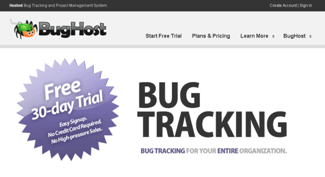 Mopinion: Top 17 Best Bug Tracking Tools: an overview - Bughost