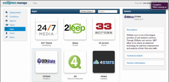 Mopinion: Top 13 Best Tag Management Tools - Ensighten