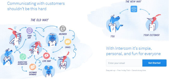 Mopinion: 34 Online Feedback Tools: An overview - Intercom