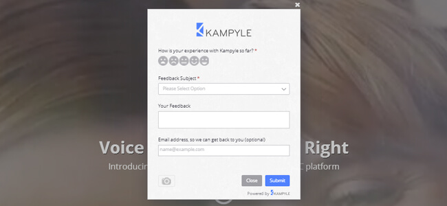 Mopinion: 34 Online Feedback Tools: An overview - Kampyle