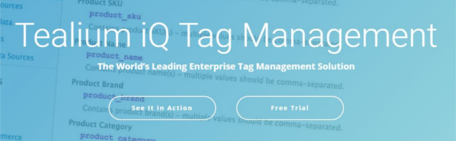 Mopinion: Top 13 Best Tag Management Tools - Tealium