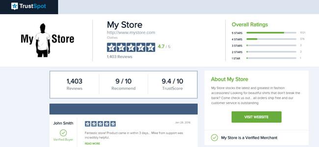 Mopinion: 34 Online Feedback Tools: An overview - TrustSpot