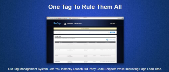 Mopinion: Top 13 Best Tag Management Tools - Ubertags