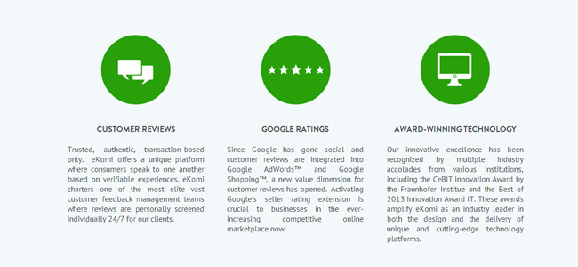 Mopinion: 34 Online Feedback Tools: An overview - eKomi