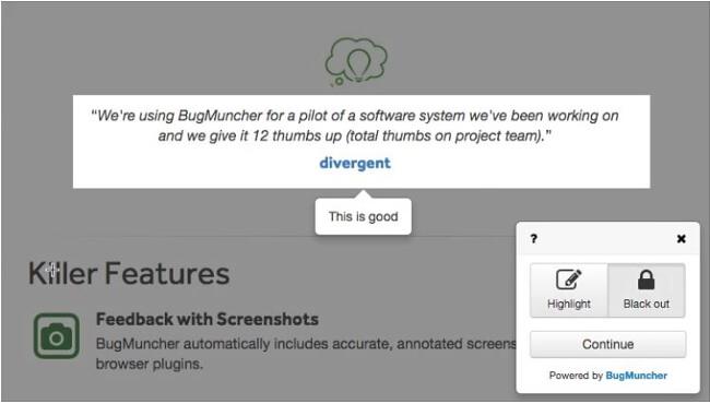 Mopinion: 30 Best Customer Feedback Tools: an overview - BugMuncher