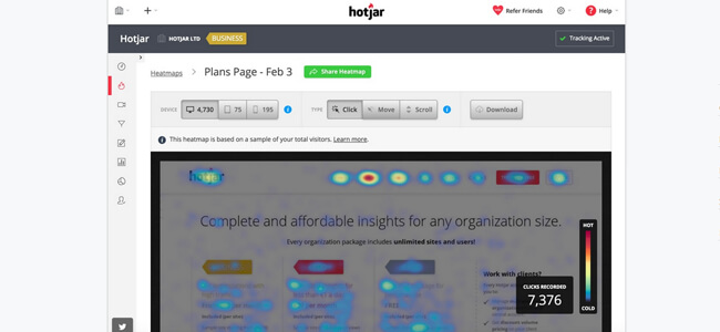 Mopinion: 30 Best Customer Feedback Tools: an overview - Hotjar