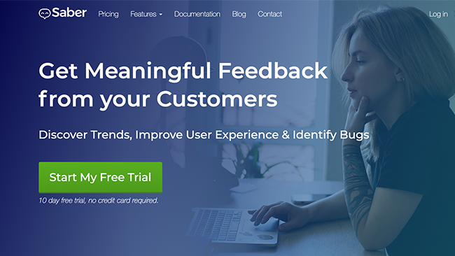Mopinion: 30 Best Customer Feedback Tools: an overview - Saber
