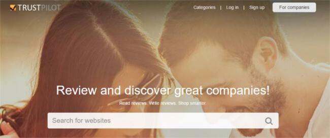Mopinion: 30 Best Customer Feedback Tools: an overview - TrustPilot