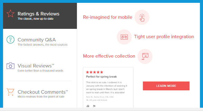 Mopinion: Top 14 Ecommerce Rating and Review tools: an overview - TurnTo