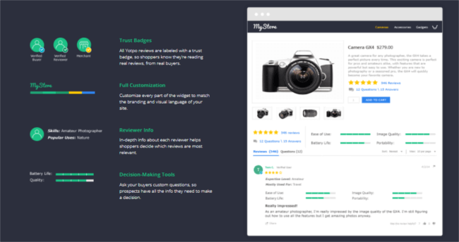 Mopinion: Top 14 Ecommerce Rating and Review tools: an overview - Yotpo