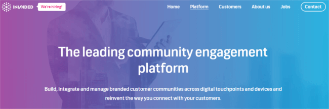 Mopinion: Top 23 Online Community and Social Business Software - InSided