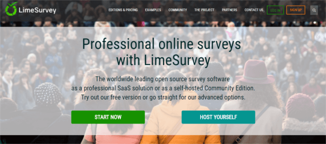 Mopinion: Top 21 Best Online Survey Software and Questionnaire Tools - LimeSurvey