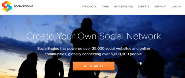 Mopinion: Top 23 Online Community and Social Business Software - SocialEngine