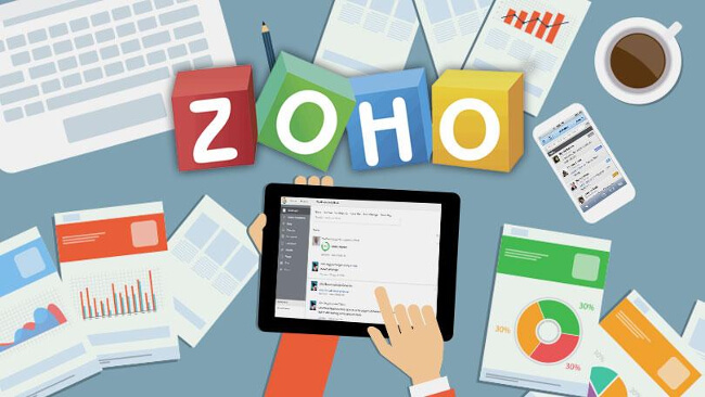 Mopinion: Top 20 Best Project Management Software: An Overview - Zoho Projects