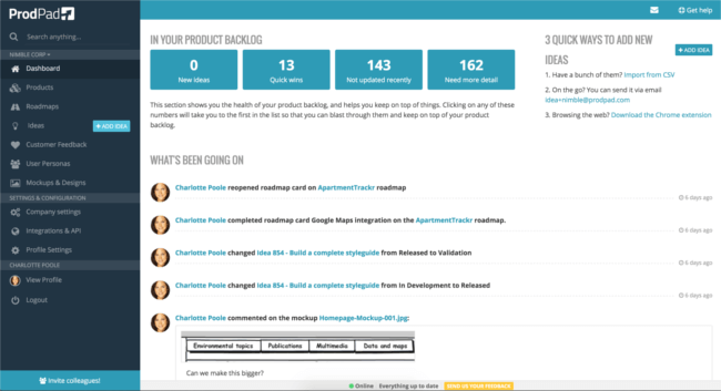 Mopinion:Top 10 Most Popular Product Feedback Tools-Prodpad