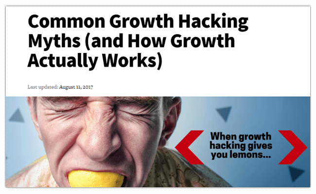 Mopinion: 10 Must-Read Guides for the Aspiring Growth Hacker - CXL Guide