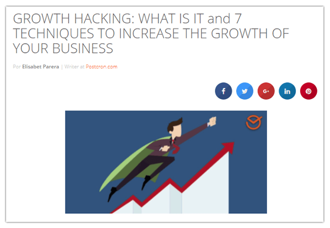 Mopinion: 10 Must-Read Guides for the Aspiring Growth Hacker - Postcron Guide