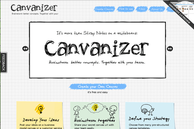 Mopinion: Top 20 Customer Journey Mapping Tools: An Overview - Canvanizer