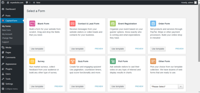 Mopinion: Top 10 User Feedback Plugins for WordPress - CaptainForm
