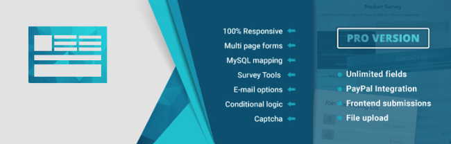 Mopinion: Top 10 User Feedback Plugins for WordPress - Form Maker