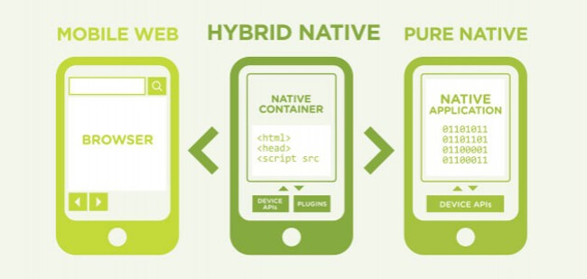 Mopinion: 3 Ways to Collect In-App Feedback: Webviews, SDKs & APIs - Hybrid mobile apps