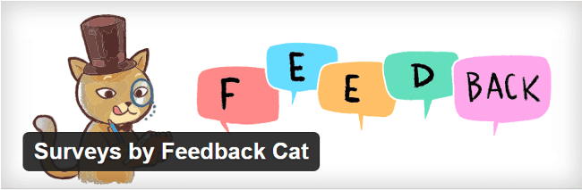 Mopinion: How to install a feedback form in WordPress - Feedback Cat