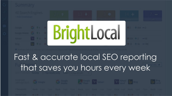 Mopinion: Top 29 Search Engine Optimisation (SEO) Tools - BrightLocal