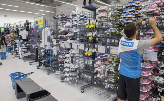Mopinion: Decathlon rolls out Mopinion feedback software in 23 countries - In-Store