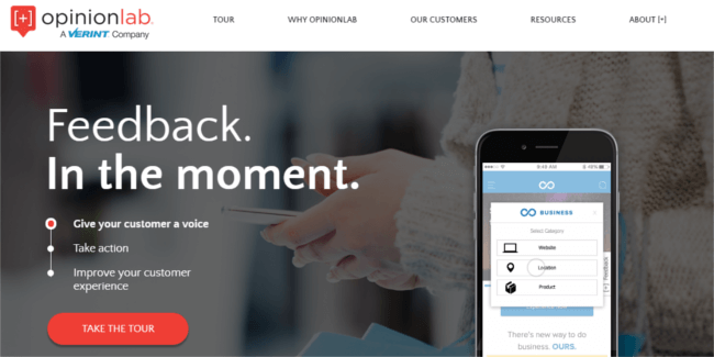 Mopinion: The Top 10 Best Alternatives to Medallia for Digital - Opinionlab
