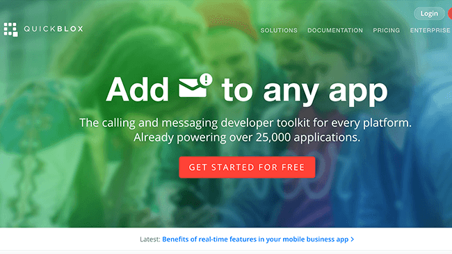 Mopinion: 10 Tools With In-App & Web Notifications - Quickblox