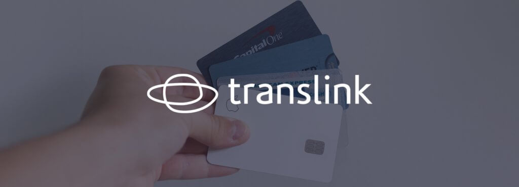 Translink provides a seamless online experience with customer feedback