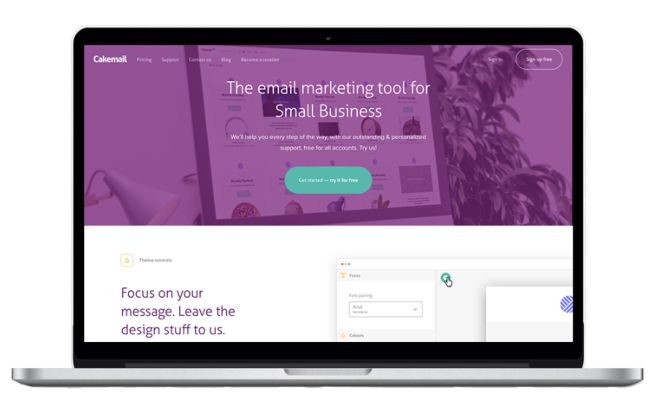 Mopinion: Top 20 Best Email Marketing Tools: An Overview - CakeMail