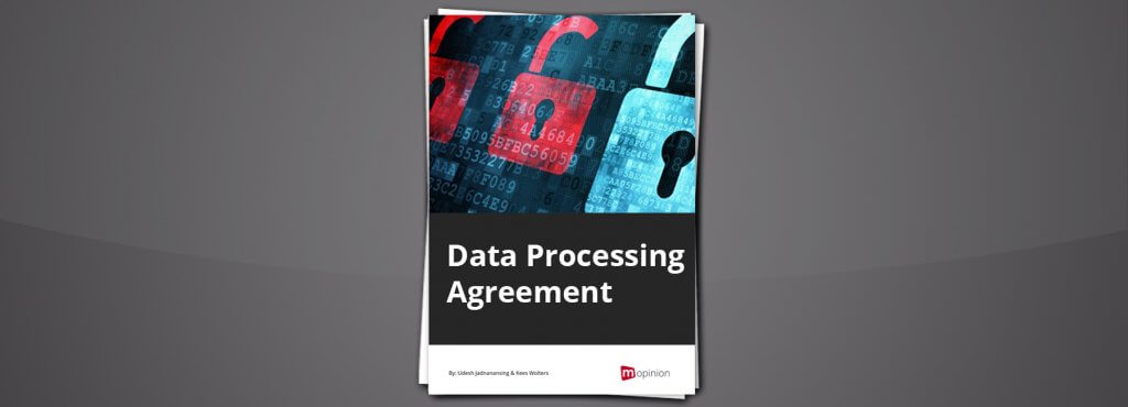 Data Processing Agreement Template