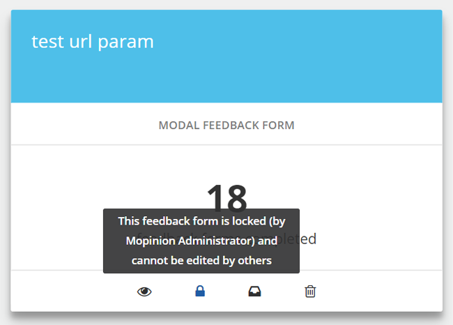 Mopinion: April Product Updates: featuring URL parameters and auto post forms - Zoomed in Locked form