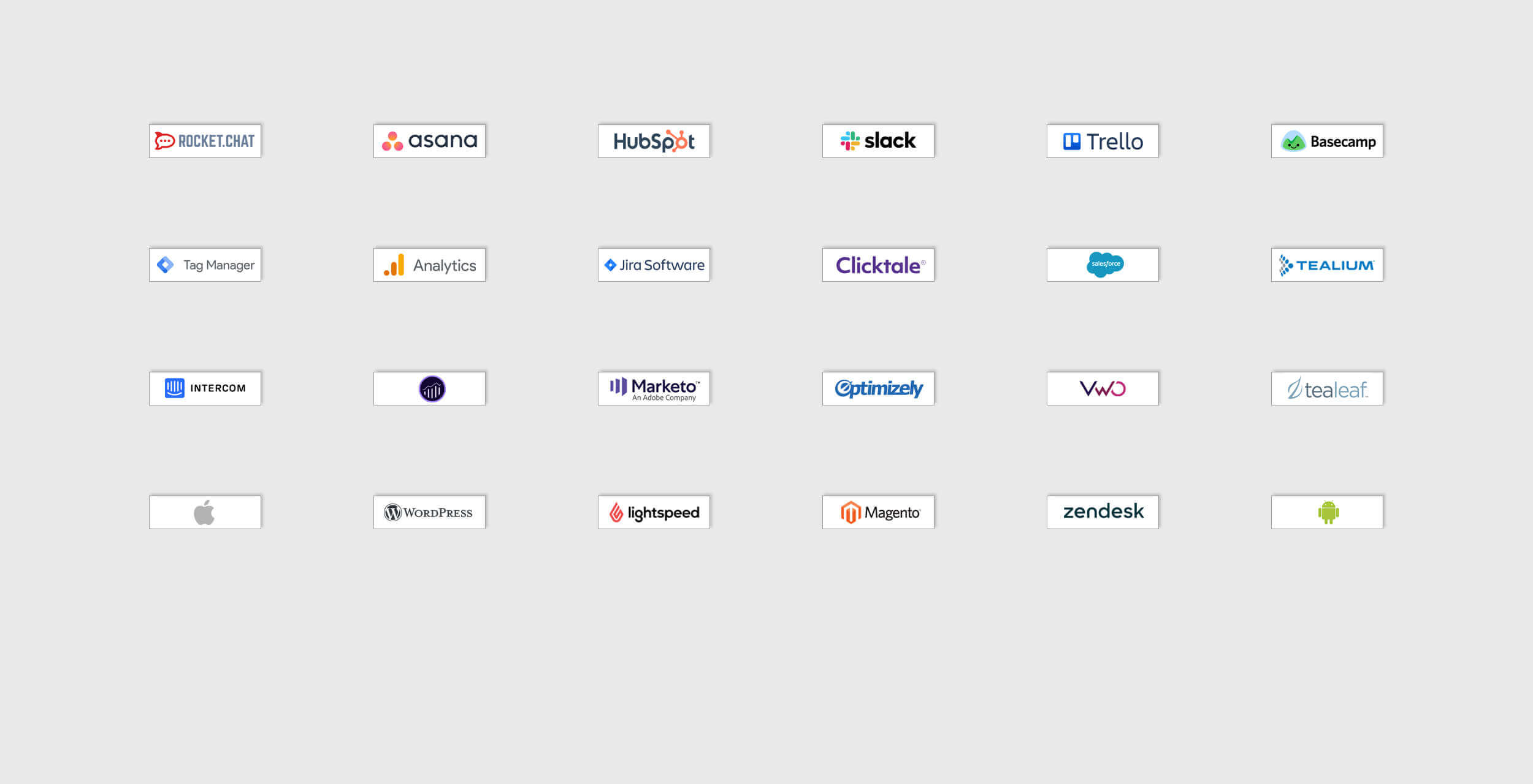 Integrations: Connect your favorite tools with Mopinion