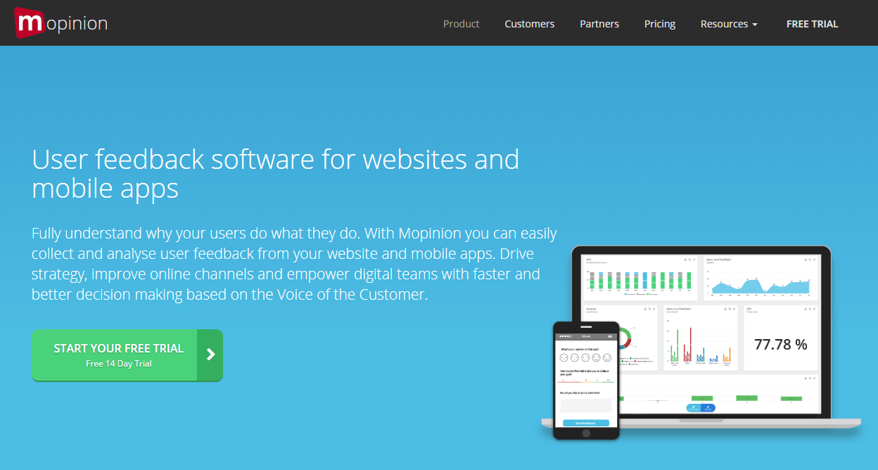 Mopinion: 13 Free User Feedback Solutions for Digital Marketers on a Budget - Mopinion