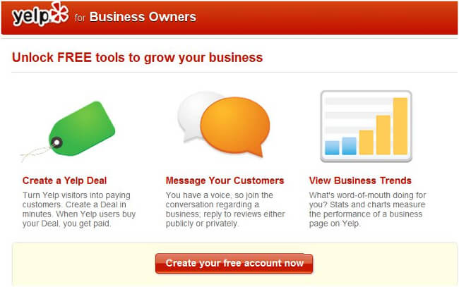 Mopinion: 13 Free User Feedback Solutions for Digital Marketers on a Budget - Yelp