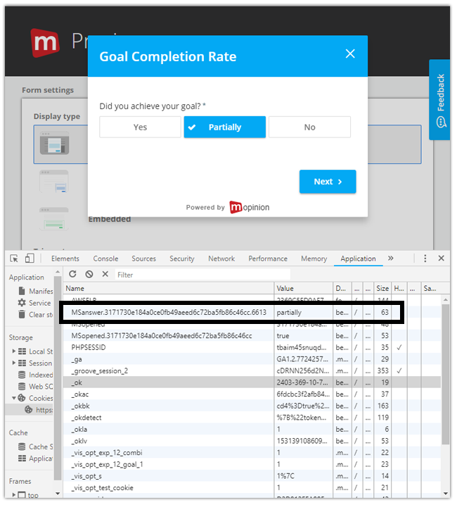 Mopinion: July Product Update: introducing our new webhook - GCR view cookie