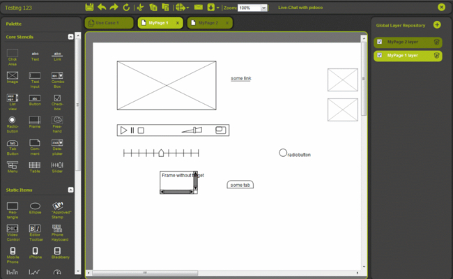 Mopinion: Top 25 Tools for UX Designers - Pidoco