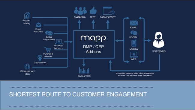 Mopinion: Top 10 Data Management Platforms: An overview - Mapp